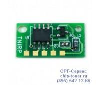 Чип голубого тонер-картриджа Konica Minolta bizhub C250 / C250Р / C252 / C252P,совместимый