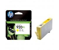 Картридж струйный желтый HP 920XL повышенной емкости ,оригинальный