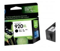 Картридж струйный черный HP 920XL повышенной емкости ,оригинальный