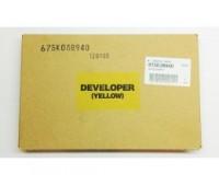 Девелопер Xerox WorkCentre 7132 желтый,оригинальный
