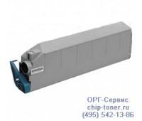 Картридж желтый Oki C9500 ,совместимый
