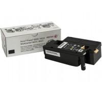 Картридж 106R02763 черный для Xerox Phaser 6020 / 6022 ,WorkCentre 6025 / 6027 оригинальный