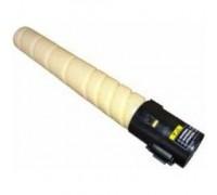 Картридж желтый Konica Minolta bizhub c220 совместимый