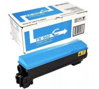 Тонер-картридж голубой TK-560C для Kyocera Mita FS C5300 / FS-C5300DN / FS-C5350  / FS-C5350DN , Ecosys P6030 / P6030cdn оригинальный