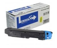 Тонер-картридж голубой TK-5150C для Kyocera Mita Ecosys M6035cidn / M6535cidn / P6035cdn оригинальный