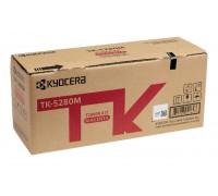 Тонер-картридж пурпурный TK-5270M для Kyocera Mita Ecosys M6230cidn / M6630cidn / P6230cdn оригинальный