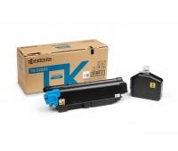 Тонер-картридж голубой TK-5280C для Kyocera Mita Ecosys M6235cidn / M6635cidn / P6235cdn оригинальный