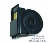 Чип желтого картриджа Epson  C2800N