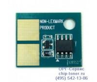 Чип  картриджа Lexmark E321,  совместимый