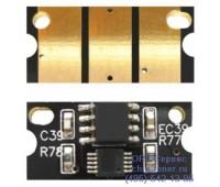 Чип желтого картриджа Epson AcuLaser c1600/CX16NF