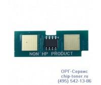 Чип черного картриджа HP 1500 / 2500 / 2550 / 2820 / 2840