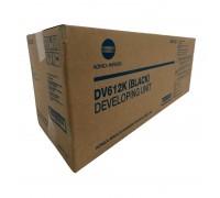 Блок девелопера DV-612K черный для Konica Minolta bizhub C452 / C552 / C652 оригинальный