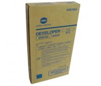 Девелопер DV-616C голубой для Konica Minolta bizhub PRESS C1100 / C1085,   AccurioPress C6085 / C6100 оригинальный
