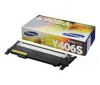 Картридж желтый для Samsung CLP-360,   365,  CLX-3300,  3305 оригинальный