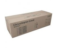 Блок девелопера голубой DV-8505C для Kyocera Mita TASKalfa 4550 / 4551 / 5550 / 5551,  MitaFS C8600 / C8650 оригинальный