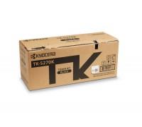 Тонер-картридж черный TK-5270K для Kyocera Mita Ecosys M6230cidn / M6630cidn / P6230cdn оригинальный