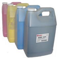 Тонер OKI C9600 / C9650 / C9655 / C9800 / C9650 / C9850 пурпурный (флакон,  1 кг.,  UniNet)