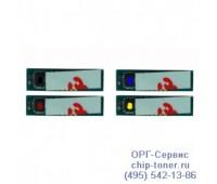 Чип пурпурного картриджа Samsung CLP-320 / 325 / CLX-3185
