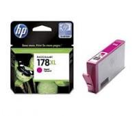 Картридж пурпурный HP 178XL повышенной емкости оригинальный